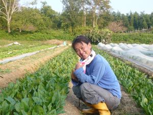 寿々芽(すずめ)農園